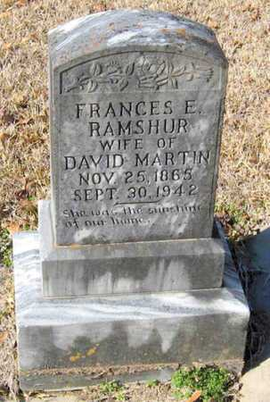 MARTIN, FRANCES E - East Feliciana County, Louisiana   FRANCES E MARTIN - Louisiana Gravestone Photos