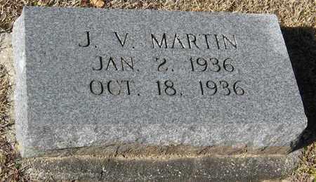 MARTIN, J V - East Feliciana County, Louisiana   J V MARTIN - Louisiana Gravestone Photos