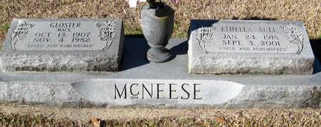 MCNEESE, ETHELEA - East Feliciana County, Louisiana   ETHELEA MCNEESE - Louisiana Gravestone Photos