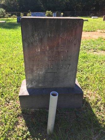MCQUEEN, MARY - East Feliciana County, Louisiana | MARY MCQUEEN - Louisiana Gravestone Photos