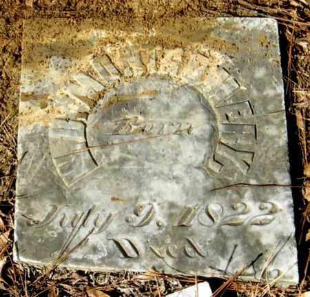MONTGOMERY, W B - East Feliciana County, Louisiana | W B MONTGOMERY - Louisiana Gravestone Photos