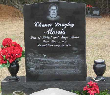MORRIS, CHANCE LANGLEY - East Feliciana County, Louisiana   CHANCE LANGLEY MORRIS - Louisiana Gravestone Photos