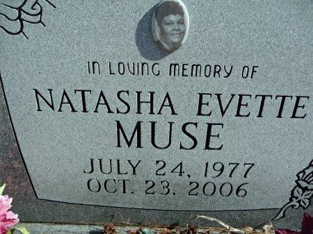 MUSE, NATASHA EVETTE - East Feliciana County, Louisiana   NATASHA EVETTE MUSE - Louisiana Gravestone Photos