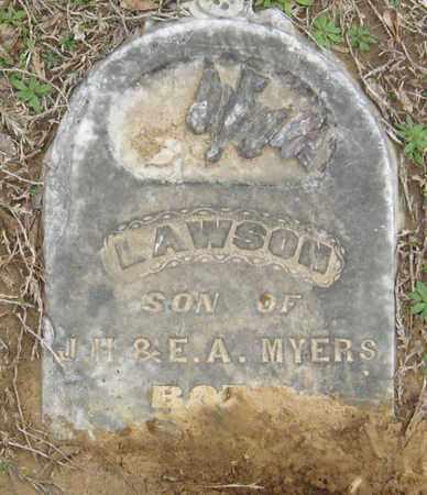 MYERS, LAWSON - East Feliciana County, Louisiana | LAWSON MYERS - Louisiana Gravestone Photos
