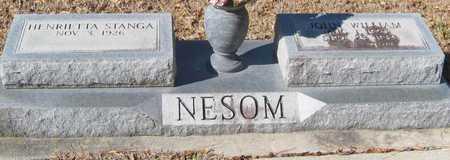 NESOM, JOHN WILLIAM - East Feliciana County, Louisiana | JOHN WILLIAM NESOM - Louisiana Gravestone Photos