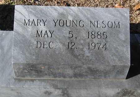 NESOM, MARY - East Feliciana County, Louisiana | MARY NESOM - Louisiana Gravestone Photos