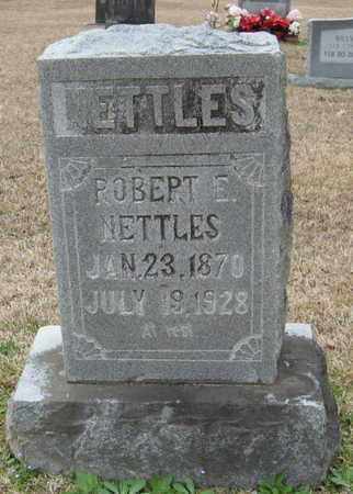 NETTLES, ROBERT E - East Feliciana County, Louisiana   ROBERT E NETTLES - Louisiana Gravestone Photos