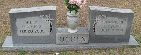 OGDEN, BONNIE B - East Feliciana County, Louisiana   BONNIE B OGDEN - Louisiana Gravestone Photos