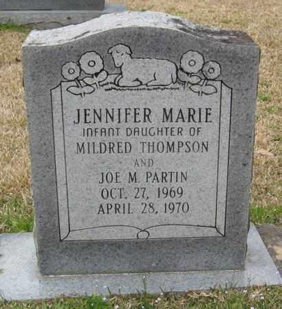 PARTIN, JENNIFER MARIE - East Feliciana County, Louisiana | JENNIFER MARIE PARTIN - Louisiana Gravestone Photos