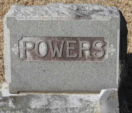 POWERS, FAMILY STONE - East Feliciana County, Louisiana   FAMILY STONE POWERS - Louisiana Gravestone Photos