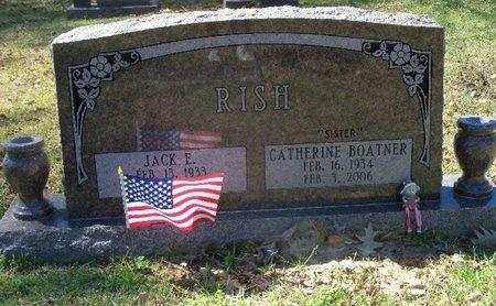 BOATNER RISH, CATHERINE - East Feliciana County, Louisiana | CATHERINE BOATNER RISH - Louisiana Gravestone Photos
