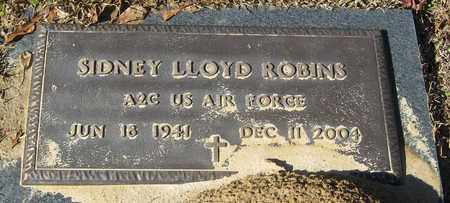 ROBINS, SIDNEY LLOYD (VETERAN) - East Feliciana County, Louisiana   SIDNEY LLOYD (VETERAN) ROBINS - Louisiana Gravestone Photos