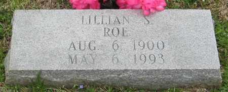 ROE, LILLIAN BELL - East Feliciana County, Louisiana | LILLIAN BELL ROE - Louisiana Gravestone Photos