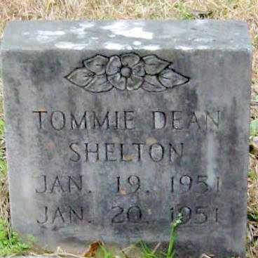 SHELTON, TOMMIE DEAN - East Feliciana County, Louisiana | TOMMIE DEAN SHELTON - Louisiana Gravestone Photos