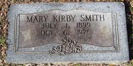 KIRBY SMITH, MARY - East Feliciana County, Louisiana   MARY KIRBY SMITH - Louisiana Gravestone Photos
