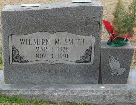 SMITH, WILBURN M - East Feliciana County, Louisiana | WILBURN M SMITH - Louisiana Gravestone Photos