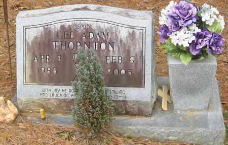 THORNTON, LEE ADAM - East Feliciana County, Louisiana   LEE ADAM THORNTON - Louisiana Gravestone Photos
