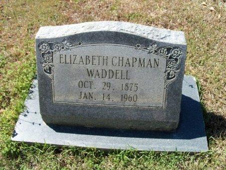 WADDELL, ELIZABETH - East Feliciana County, Louisiana | ELIZABETH WADDELL - Louisiana Gravestone Photos