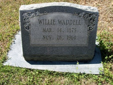WADDELL, WILLIE - East Feliciana County, Louisiana | WILLIE WADDELL - Louisiana Gravestone Photos