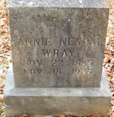 WRAY, ANNIE - East Feliciana County, Louisiana | ANNIE WRAY - Louisiana Gravestone Photos