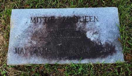 WRIGHT, MITTIE - East Feliciana County, Louisiana | MITTIE WRIGHT - Louisiana Gravestone Photos
