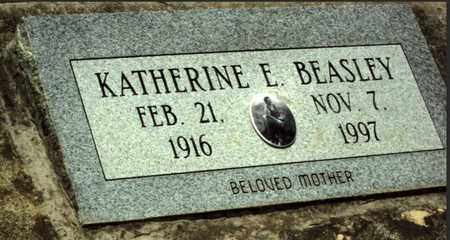 BEASLEY, KATHERINE ELIZABETH - Evangeline County, Louisiana   KATHERINE ELIZABETH BEASLEY - Louisiana Gravestone Photos