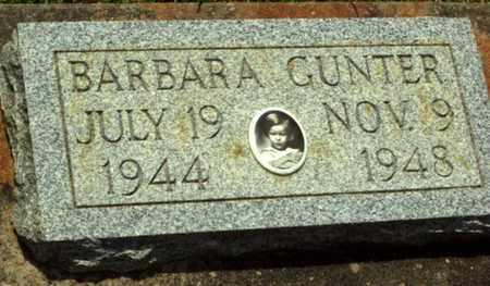 GUNTER, BARBARA - Evangeline County, Louisiana   BARBARA GUNTER - Louisiana Gravestone Photos