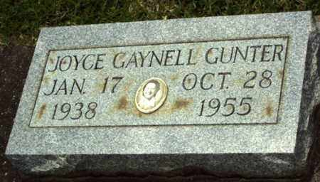 GUNTER, JOYCE GAYNELL - Evangeline County, Louisiana | JOYCE GAYNELL GUNTER - Louisiana Gravestone Photos