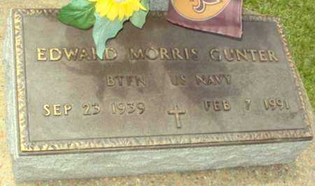 GUNTER, EDWARD MORRIS (VETERAN) - Evangeline County, Louisiana   EDWARD MORRIS (VETERAN) GUNTER - Louisiana Gravestone Photos