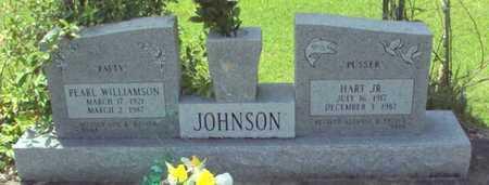 "JOHNSON, PEARL ""PATTY"" - Evangeline County, Louisiana | PEARL ""PATTY"" JOHNSON - Louisiana Gravestone Photos"