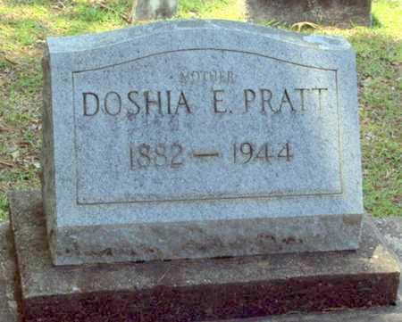 "DUPLISSEY PRATT, THEODOSHA ""DOSHIA"" ELIZABETH - Evangeline County, Louisiana | THEODOSHA ""DOSHIA"" ELIZABETH DUPLISSEY PRATT - Louisiana Gravestone Photos"