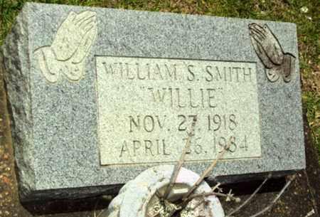 "SMITH, WILLIAM S ""WILLIE"" - Evangeline County, Louisiana   WILLIAM S ""WILLIE"" SMITH - Louisiana Gravestone Photos"