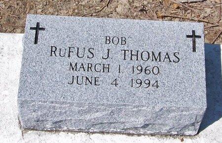 "THOMAS, RUFUS J  ""BOB"" - Evangeline County, Louisiana | RUFUS J  ""BOB"" THOMAS - Louisiana Gravestone Photos"