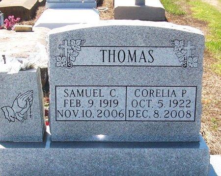 THOMAS, SAMUEL C - Evangeline County, Louisiana | SAMUEL C THOMAS - Louisiana Gravestone Photos