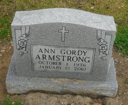 ARMSTRONG, ANN - Franklin County, Louisiana | ANN ARMSTRONG - Louisiana Gravestone Photos