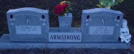 ARMSTRONG, LYDA BELL - Franklin County, Louisiana | LYDA BELL ARMSTRONG - Louisiana Gravestone Photos