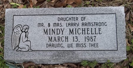 ARMSTRONG, MINDY MICHELLE - Franklin County, Louisiana   MINDY MICHELLE ARMSTRONG - Louisiana Gravestone Photos