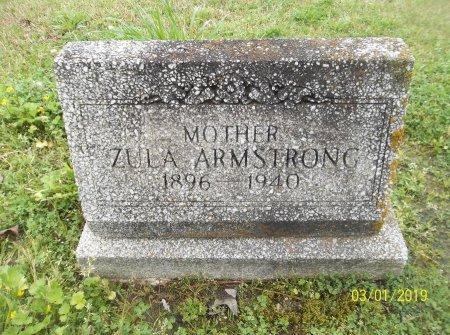 ARMSTRONG, ZULA - Franklin County, Louisiana | ZULA ARMSTRONG - Louisiana Gravestone Photos