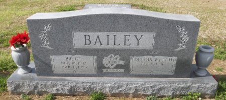 BAILEY, BRUCE - Franklin County, Louisiana | BRUCE BAILEY - Louisiana Gravestone Photos