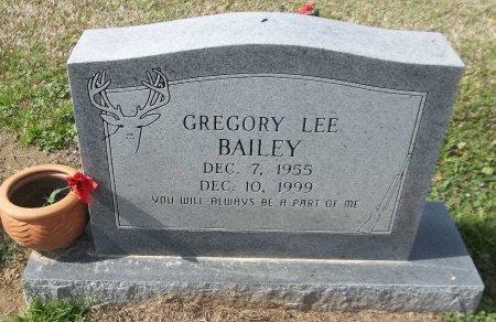 BAILEY, GREGORY LEE - Franklin County, Louisiana | GREGORY LEE BAILEY - Louisiana Gravestone Photos