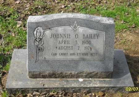 BAILEY, JOHNNIE O - Franklin County, Louisiana | JOHNNIE O BAILEY - Louisiana Gravestone Photos