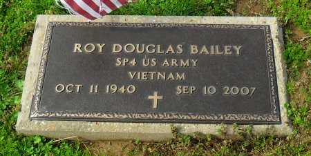 BAILEY  , ROY DOUGLAS   (VETERAN VIET) - Franklin County, Louisiana | ROY DOUGLAS   (VETERAN VIET) BAILEY   - Louisiana Gravestone Photos