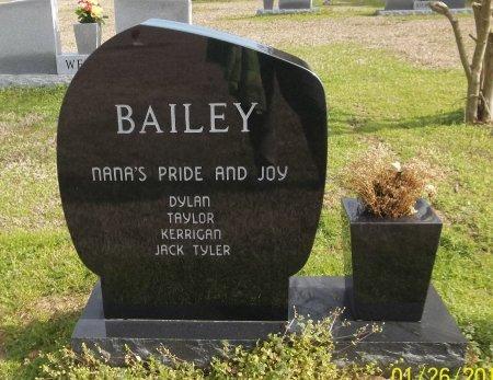 BAILEY, PATSY (BACK) - Franklin County, Louisiana   PATSY (BACK) BAILEY - Louisiana Gravestone Photos