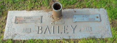 BAILEY, EDNA - Franklin County, Louisiana | EDNA BAILEY - Louisiana Gravestone Photos