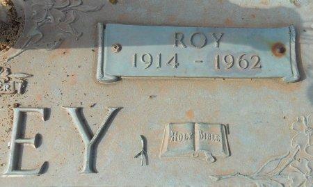BAILEY, ROY (CLOSE UP) - Franklin County, Louisiana | ROY (CLOSE UP) BAILEY - Louisiana Gravestone Photos