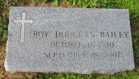 BAILEY, ROY DOUGLAS - Franklin County, Louisiana | ROY DOUGLAS BAILEY - Louisiana Gravestone Photos