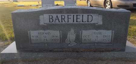 BARFIELD, HERMAN - Franklin County, Louisiana   HERMAN BARFIELD - Louisiana Gravestone Photos