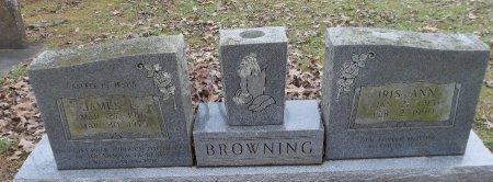 BROWNING, JAMES E - Franklin County, Louisiana   JAMES E BROWNING - Louisiana Gravestone Photos