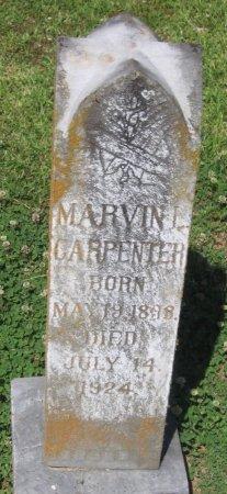 CARPENTER, MARVIN L - Franklin County, Louisiana | MARVIN L CARPENTER - Louisiana Gravestone Photos