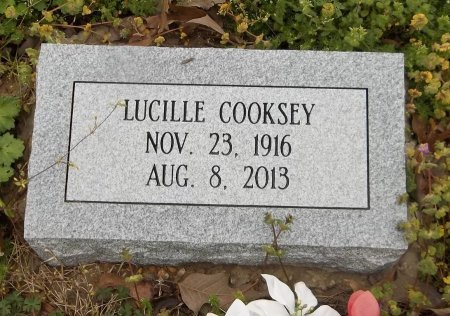 COOKSEY, LUCILLE - Franklin County, Louisiana | LUCILLE COOKSEY - Louisiana Gravestone Photos